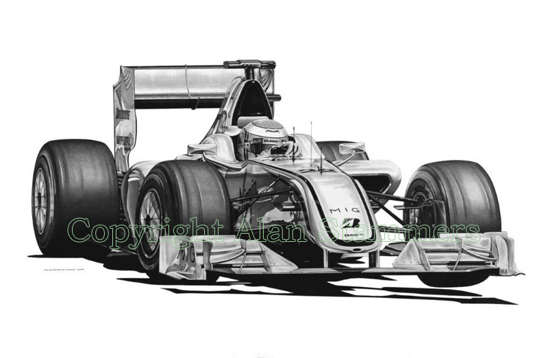 Jenson Button Prints For Sale